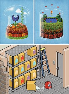 #Pixel Game #Art.