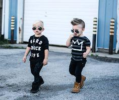 "Ty's Threads© on Instagram: ""Steady Mobbin "" @whatblakewore toddler fashion style"