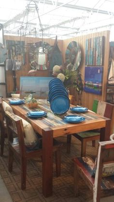 Great Our collection of furniture made from old Balinese fishing boats