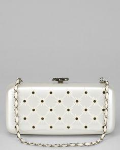 Chanel Iridescent Starburst Evening Clutch  ClutchBags #Handbags