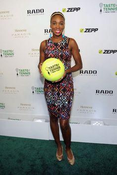 Venus Williams Height - image 10