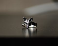 The Fox Club Sterling Silver Unisex Ring #Ring #TheFoxClub #Jewellery