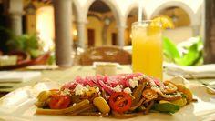 Es hora de comer... y la recomendación es Restaurante Solar de las Ánimas exquisita comida mexicana contemporánea.