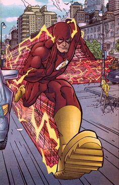Wally West: il grande assente