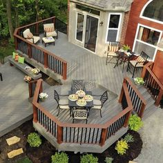 Deck railing isn't simply a security function. It can add a stunning aesthetic to frame a decked location or deck. These 36 deck railing ideas reveal you exactly how it's done!