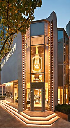 Harry Winston's Shanghai Boutique
