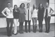 Sororities take back the night during Panhellenic Council's first Women's Week