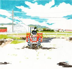 cocomidori : Photo Graphic Design Illustration, Illustration Art, Character Art, Character Design, Watercolor Sketch, Typography Art, Manga, Decoration, Art Drawings