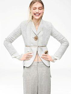 nice Vogue US March 2014 | Sasha Pivovarova, Fei Fei Sun + More by Karim Sadli  [Editorial]