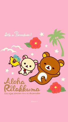rilakkuma bear coloring pages - photo#44