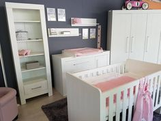 Nursery Furniture Sets, Kids Furniture, Furniture Making, Nursery Decor, House Beds For Kids, White Nursery, Cot Bedding, Kidsroom, Scandinavian Design