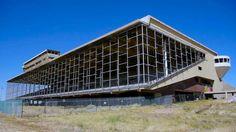 Urban Exploration: Abandoned Trotting Park - Goodyear, Arizona
