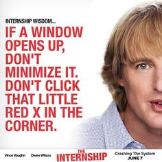 The Internship: Do Vaughn and Wilson Have the Google Factor?