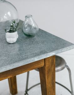 Zinc Topped Table at Rose and Grey Furniture, Dining Table, Stylish Furniture, Table, Mango Wood, Glass Table, Home Accessories Stores, Wooden Tables, Furniture Design