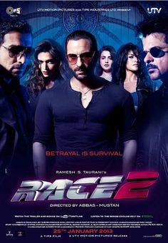 Little while ago, we brought you the first trailer for death race the. Movie stills saif ali khan, deepika padukone, john abraham, jacqueline. Race 2 Movie, Movie Tv, Race 3, Rat Race, Movie List, Movies To Watch Online, Movies To Watch Free, Movies Free, Action Movies