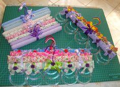 Cabides infantil e porta lenços!!!! | Flickr - Photo Sharing!