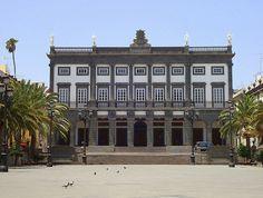 Ayuntamiento de Las Palmas de Gran Canaria. © 2009 Miguel A. Adam