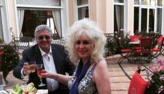Dr Rakus on her way to see Rod Stewart Hotlegs in Monaco #monaco #hotlegs