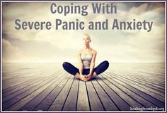 "Coping With Severe Panic and Anxiety using ""Just This"" (DBT)"