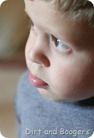 When my 3 year old said he didn't love me, I should have listened