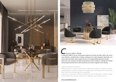 LABICS and HALMA collections from CASTRO LIGHTING: www.castrolighting.com