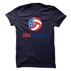 USA Volleyball Flag - #girls hoodies #custom sweatshirt. ORDER HERE => https://www.sunfrog.com/Funny/USA-Volleyball-Flag.html?id=60505