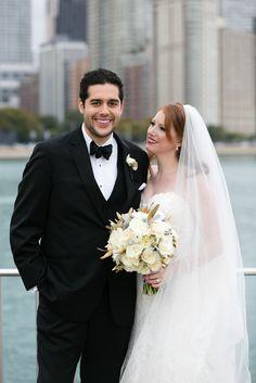 Elegant Chicago Wedding at the Knickerbocker   Emilia Jane Photography
