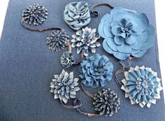 'Denim Blue Jeans' Inspiration, Part 2 - Take a beloved classic and give it a twist!