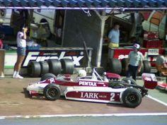 Kazuyoshi Hoshino - March 832 BMW / Tomei Jidousya - Hoshino Racing - Team Le Mans - I R.R.C. Fuji F2 Champions Race - 1983 Japanese F2 Championship, Round 6