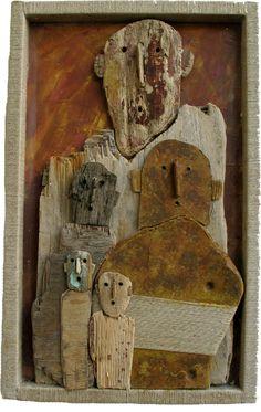 Marc Bourlier - vd. anche  http://www.galeriebeatricesoulie.fr/marc-bourlier/