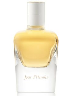 Jour d'Hermes is a new women's fragrance by Hermes, due out in February 2012. The scent is luminous, sensual and floral. It is available as 30, 50 and 85 ml Eau de Parfum, which can be backed by 125 ml refill. There are also a body lotion, shower gel and deodorant. Jour d'Hermes was launched in 2013.