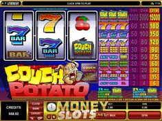 Bonus Rounds: No   	Wild Symbol: Yes   	Scatter Symbol: No   	Autoplay: No   	Multiplier: Yes   	Progressive: No   	Free Spins: No    Play On the Move  The game Couch Potato is widely available to play in various devices with OS such as Android, Windows and iOS. Apart from this, there are various online slots gaming websites such as the popular Guts Casinos, Casumo Casinos. http://free-slots-no-download.com/microgaming/7876-couch-potato/
