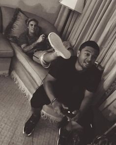 Justin and Alfredo!