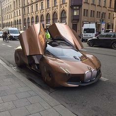Batmobile BMW Next Vision 100