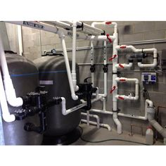 Commercial Pool Equipment