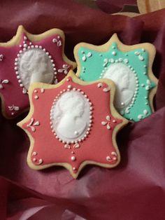 Vintage cookies by Dulce Valentina1, via Flickr