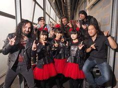 "Metal Hammer: ""BABYMETAL: When worlds collide"" - Unofficial Babymetal Fan Site"