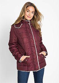 Steppelt kabát kontraszt paszpóllal juharpiros • 10999.0 Ft • bonprix 0ccdb1a9ea