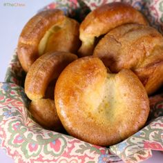 Yorkshire Puddings by Curtis Stone! #TheChew