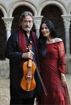 Jordi Savall i Montserrat Figueras