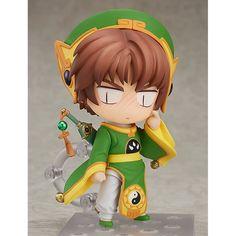 Cardcaptor Sakura Nendoroid : Syaoran Li