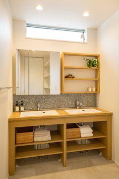 Decor, Bathroom Vanity, Hardwood, Washroom, Vanity, House, Home Decor, Bathroom