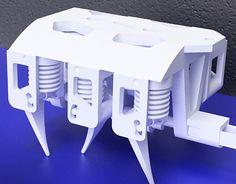 3D Printing Robots on Demand