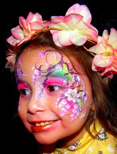 Erica - Face Painter