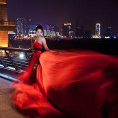www.flicr.com/leongk Wedding, china, bride, wedding dress, shanghai, Nikon