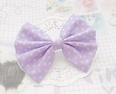 mochieu:  ~Lavender Polka Dot~ || Sweetheart Bows|| Discount code: jojo [do not remove caption]