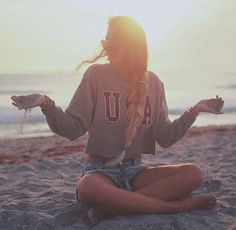 Hey Todo Mundo         Amores o post hoje e de inspiração para tirar foto na praia, em janeiro vou para praia com umas amigas e tenho vários...