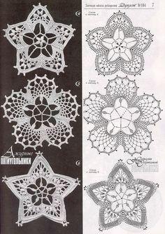 Resultado de imagem para quadrados de croche com grafico