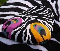 zebra ladies