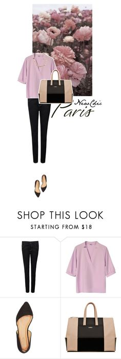 """""""Newchic"""" by s-thinks ❤ liked on Polyvore featuring Charlotte Russe and plus size clothing"""